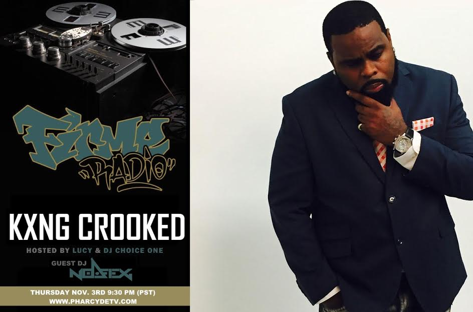 Firme Radio w/ guest artist KXNG CROOKED
