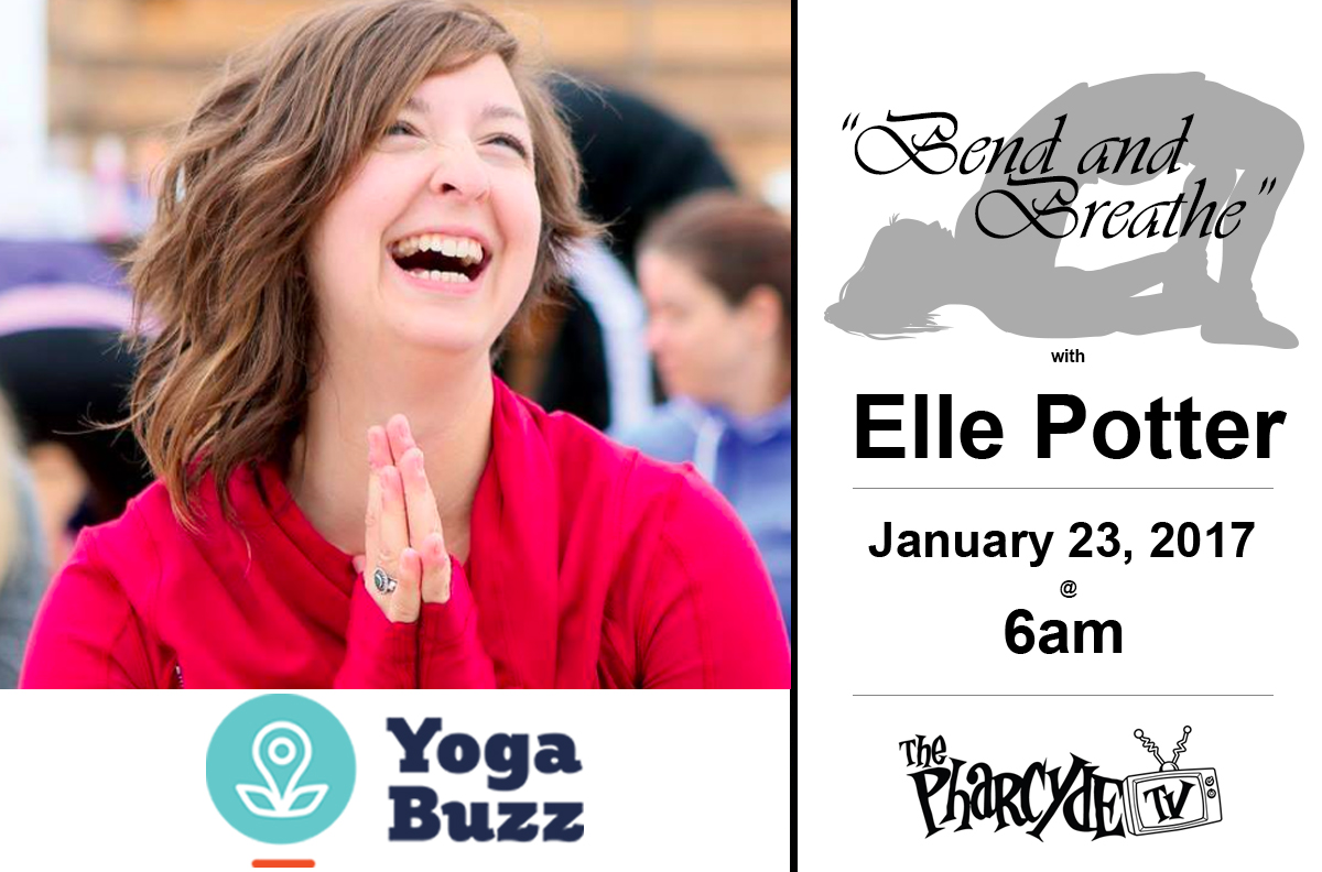 Yoga with Elle Potter from YogaBuzz EP.1