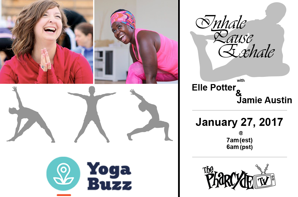 Yoga with Elle Potter x Jamie Austin from YogaBuzz