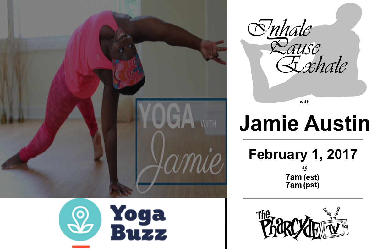 Yoga with Jamie Austin from YogaBuzz EP.1