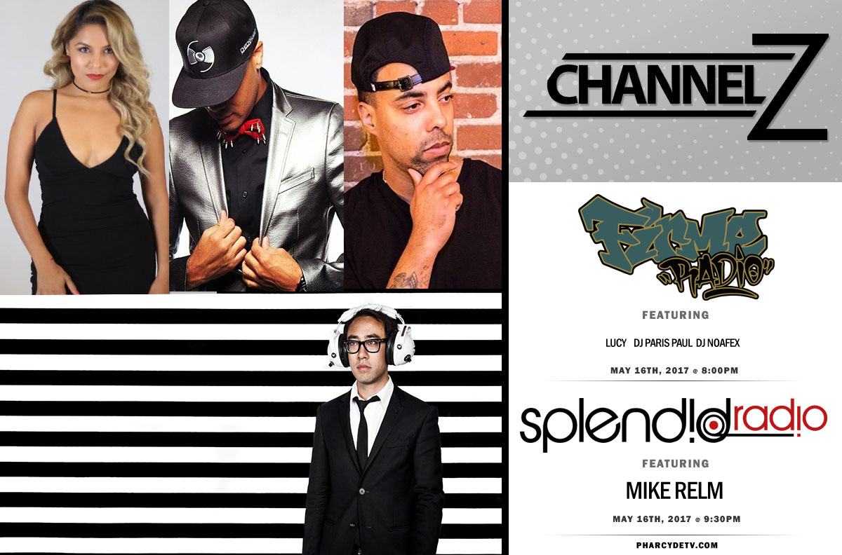 Re Broadcast Firme Radio Ep 28 & Splendid Radio EP 30 w/ Mike Relm