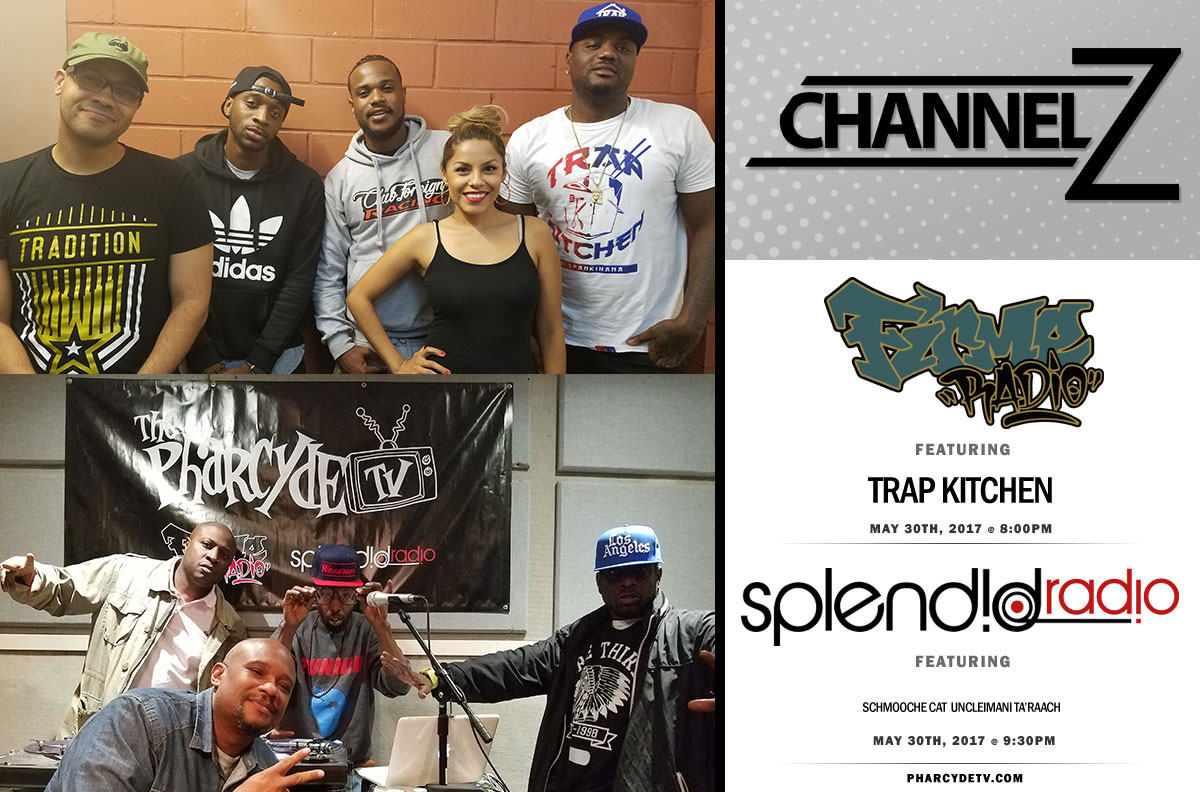 Re Broadcast Firme Radio EP 30 w/ Trap Kitchen & Splendid Radio EP 32
