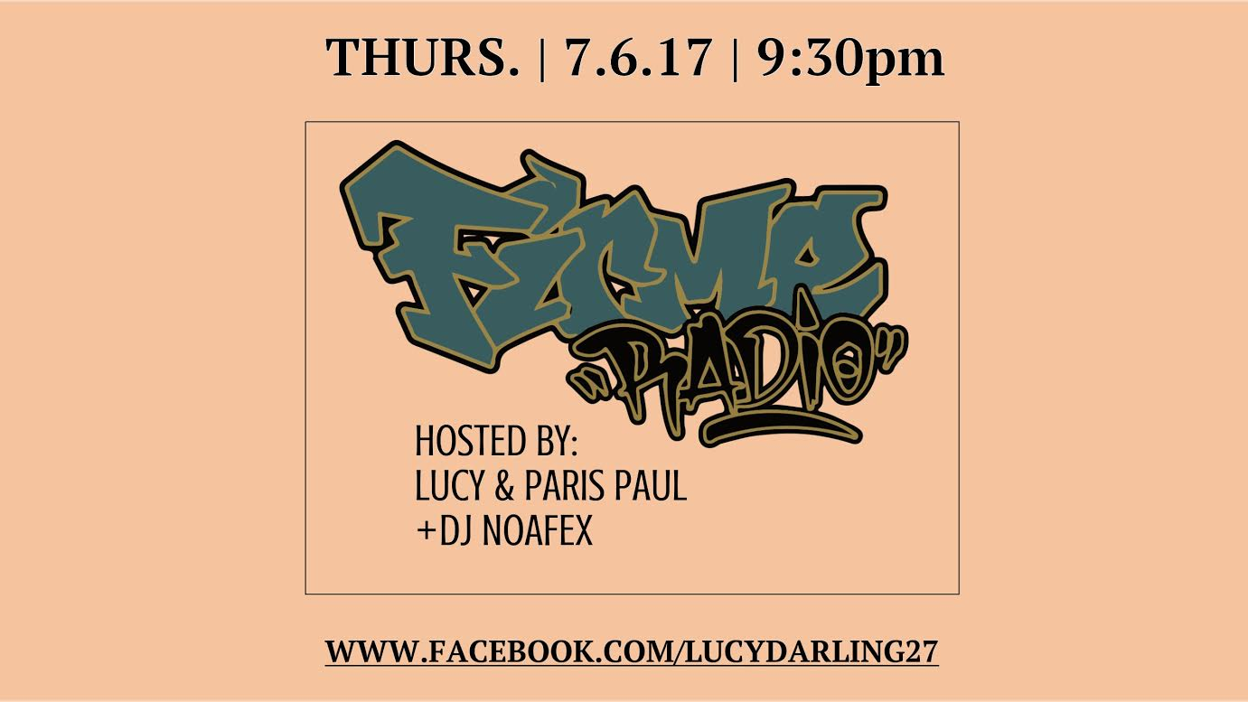 Tonight: Firme Radio w/ Lucy & Paris Paul