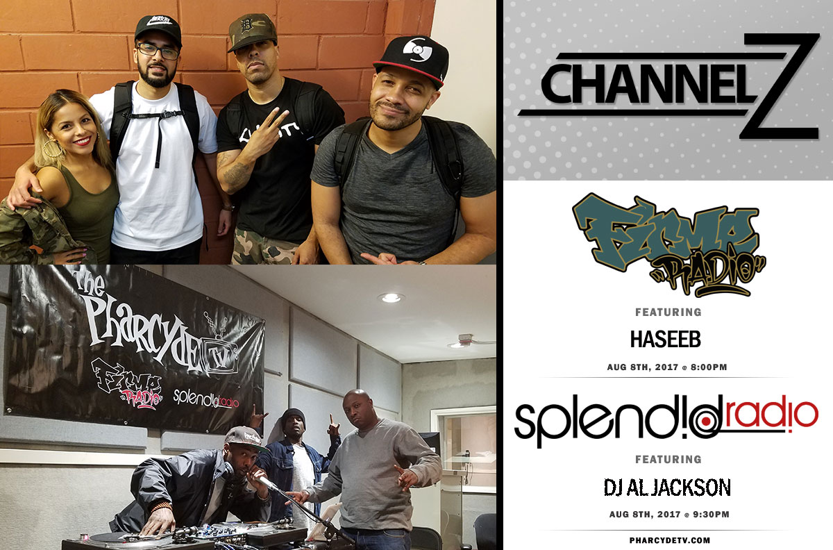 Re-Broadcast Of Firme Radio w/ Haseeb and Spendid Radio w/ DJ Al Jackson