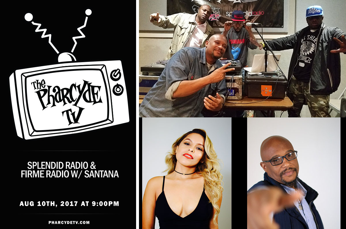 Firme Radio & Splendid Radio welcome Santana from TruthSeekers Radio