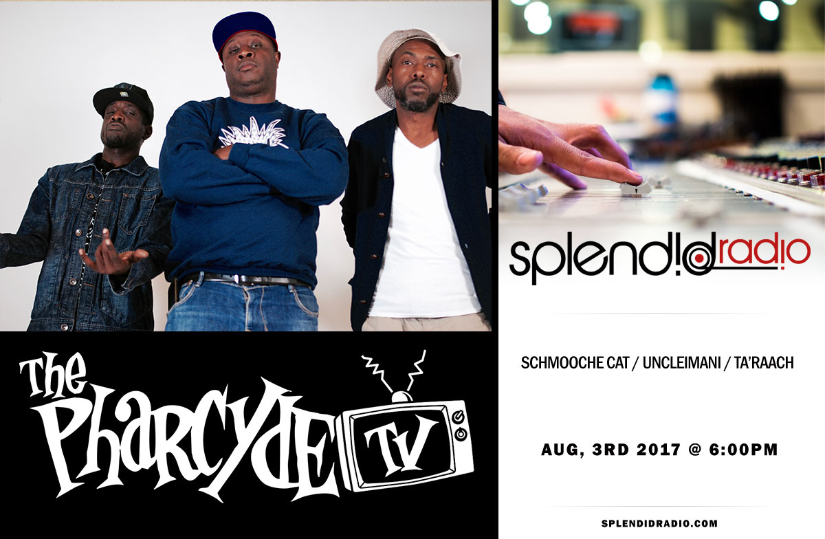 Splendid Radio EP 39 w/ Schmooche Cat, UncleImani and Ta'Raach