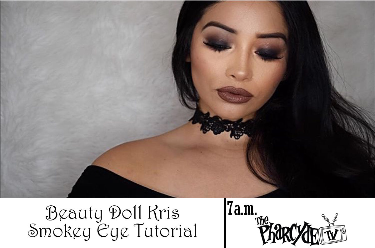 Beauty Doll Kris w/ Smokey Eye Makeup Tutorial