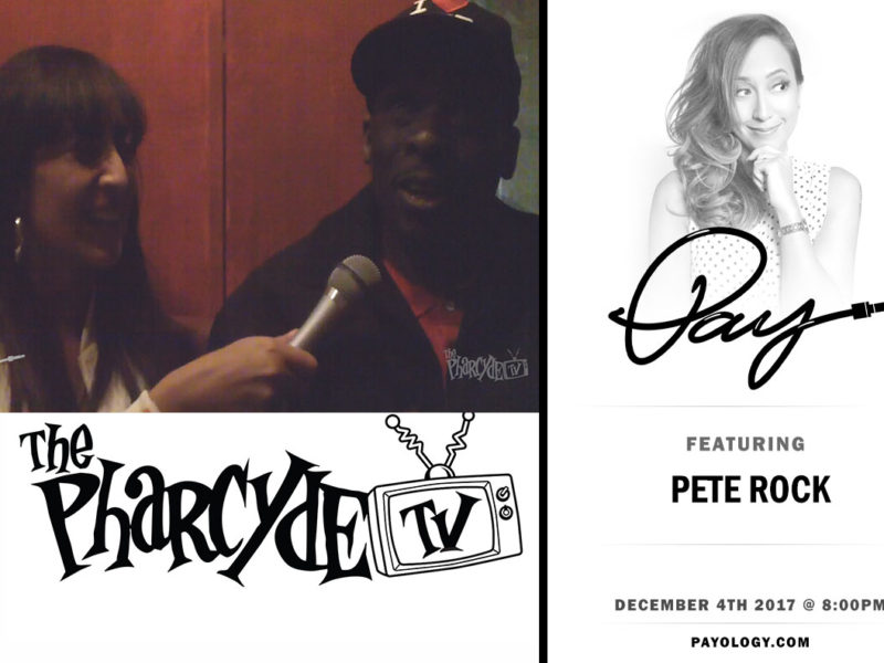 Pay w/ Pete Rock