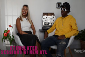 Stimulated Sessions w/ New ATL