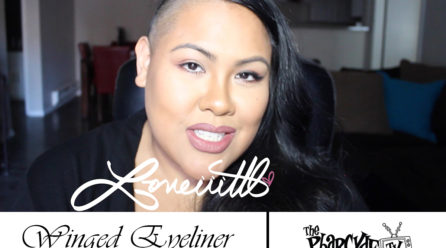 Winged Eyeliner w/ Loveiiittt .. Brow tutorials pt.2