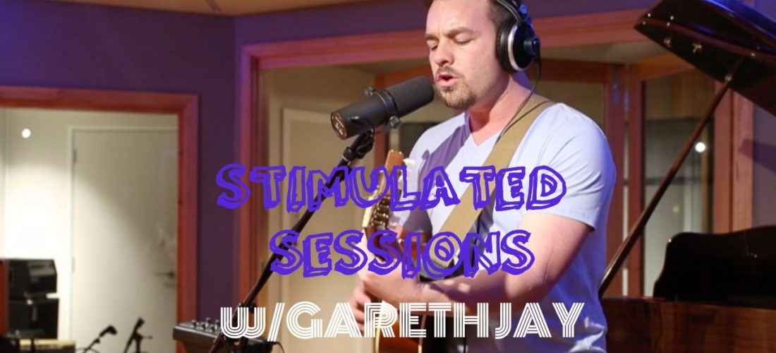 Stimulated Sessions : Gareth Jay