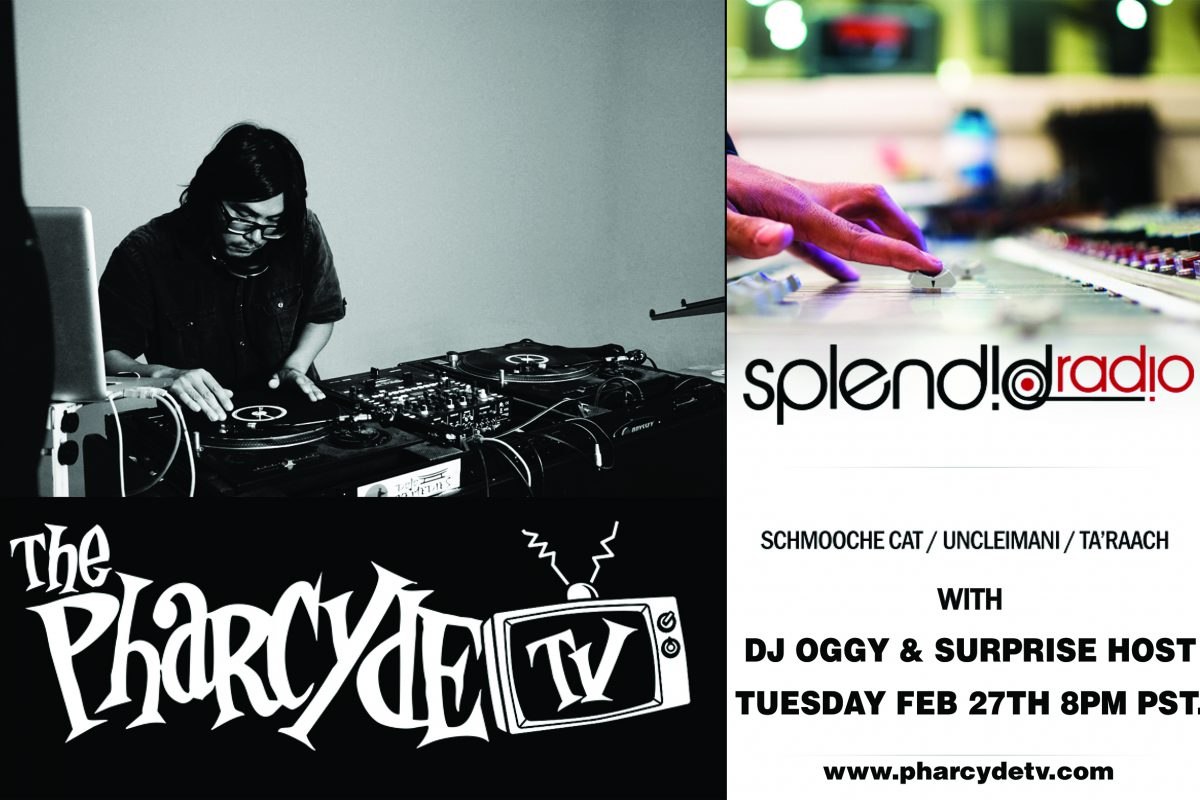 Splendid Radio w/ DJ Oggy and Surprise Guest