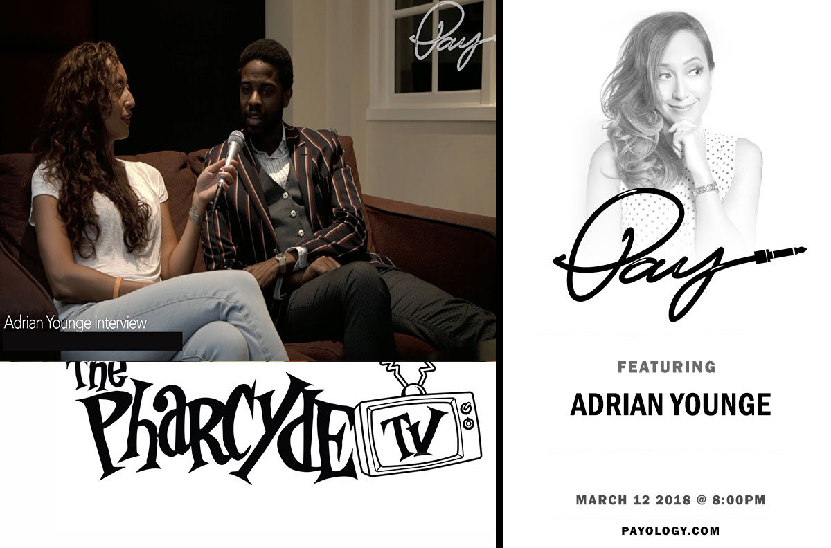 Pay w/ Adrian Younge