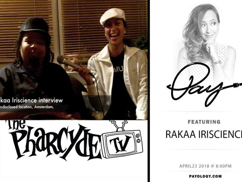 Pay and Rakaa Iriscience