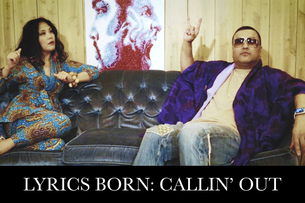 Lyric's Born.. 'Callin' Out'… Video Spotlight