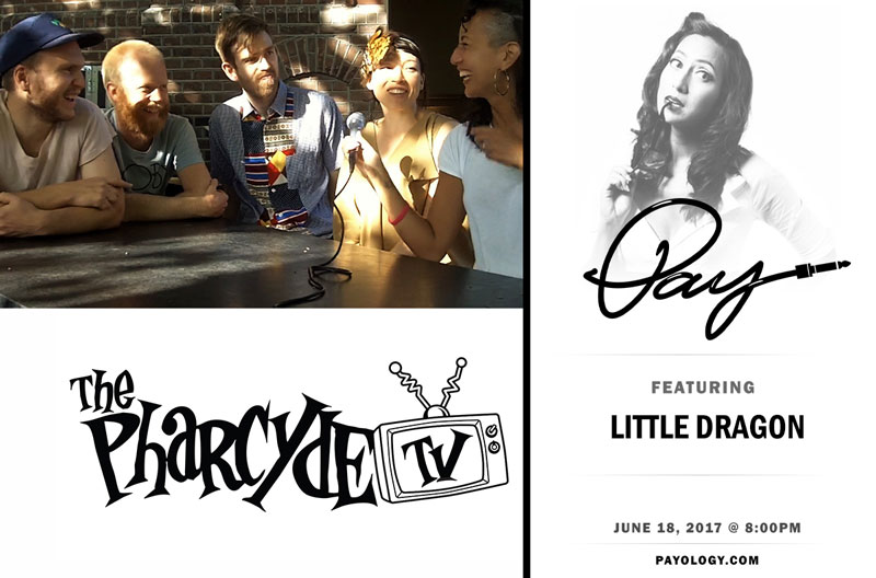 PAY W/ LITTLE DRAGON