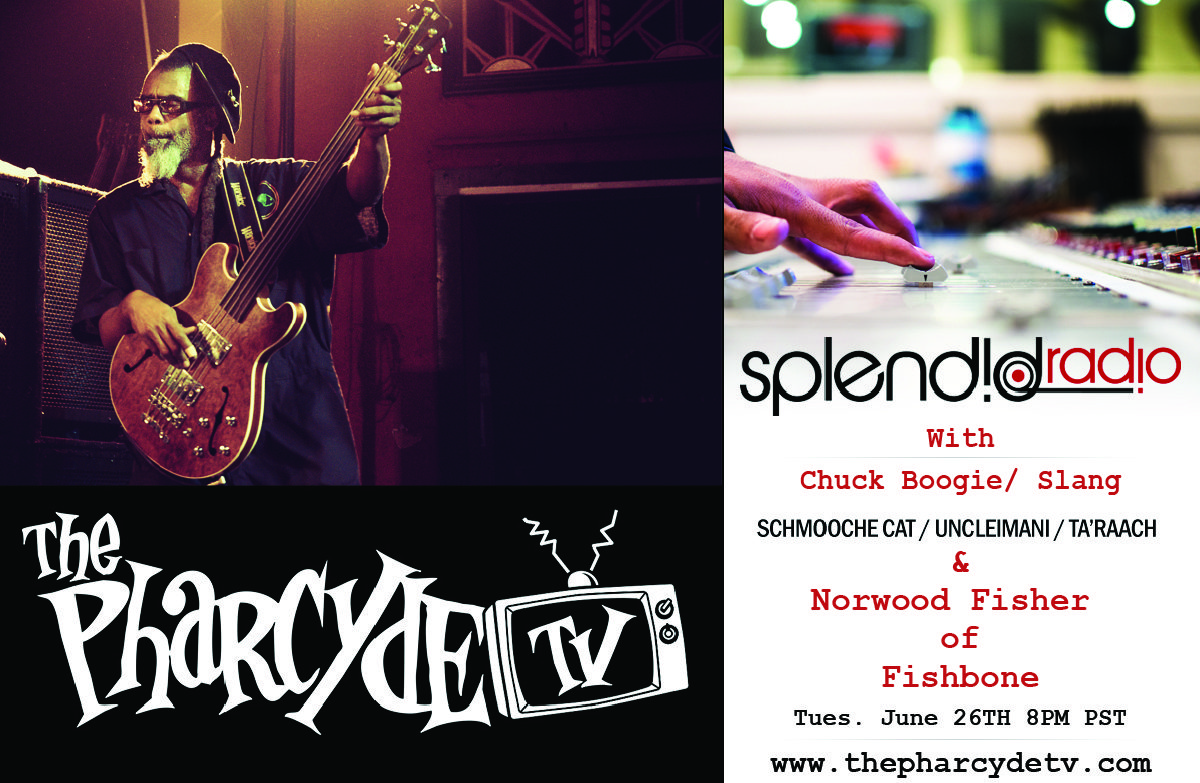 Splendid Radio w/ Norwood of Fishbone and Chuck Boogie
