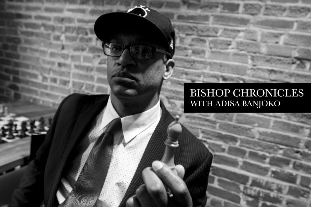 The Bishop Chronicles EP 1