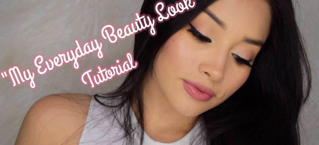 Beauty Doll Kris…..Everyday Makeup