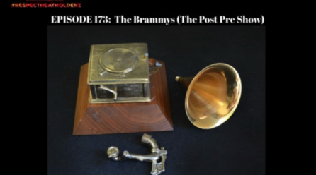 Tissue in The Tape Podcast EP173: The Brammys (The Post Pre Show)