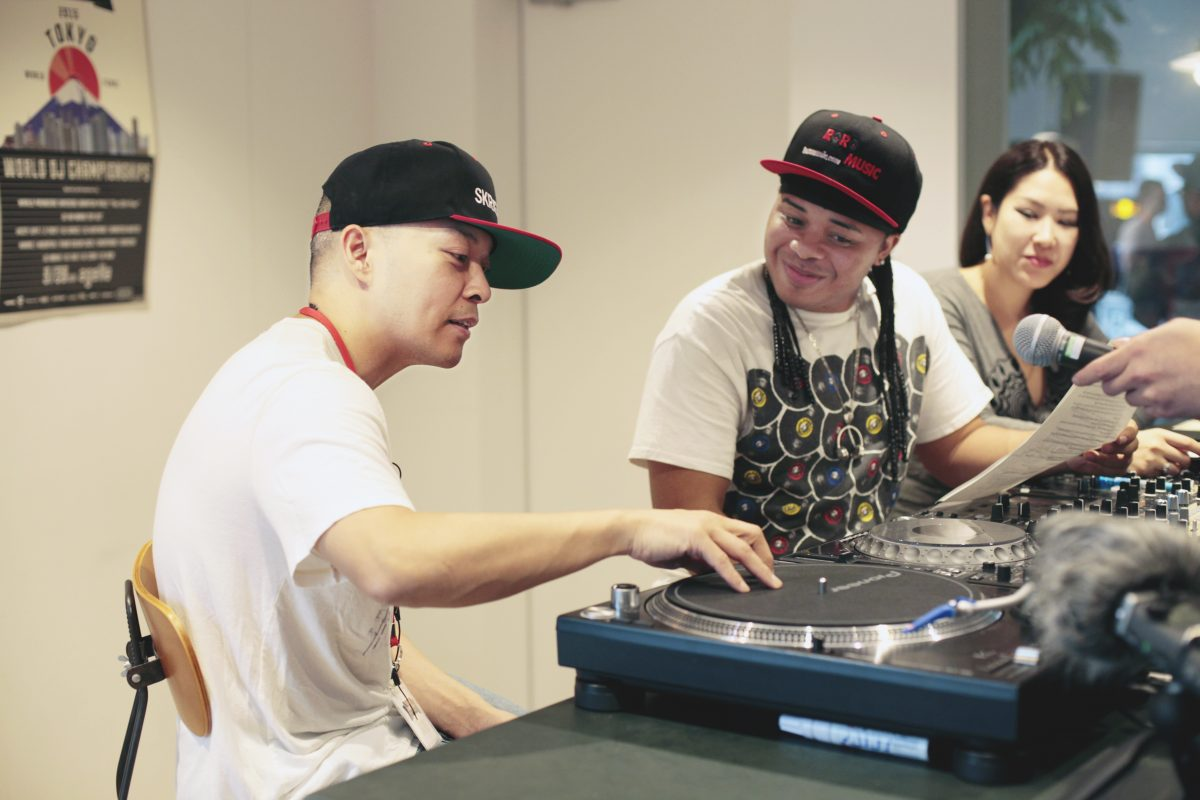 R2 Radio Flashback #2 with DJ Qbert