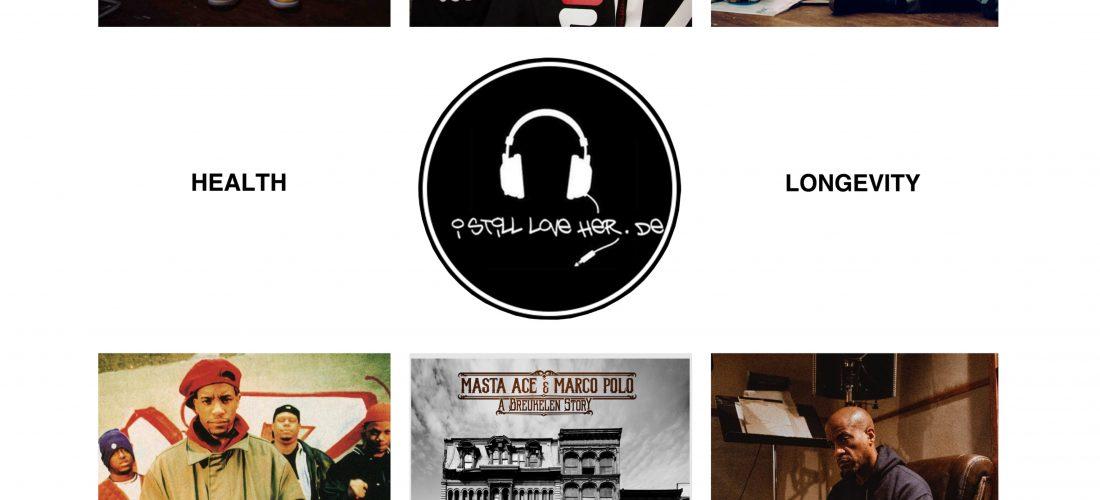 I Still Love H.E.R EP 4 : Health & Longevity w/ Matsa Ace and Marco Polo