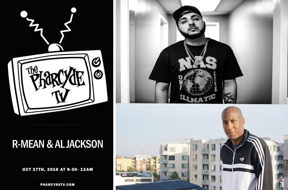Livestream- Tonight on PharcydeTV  9:30 p.m PST