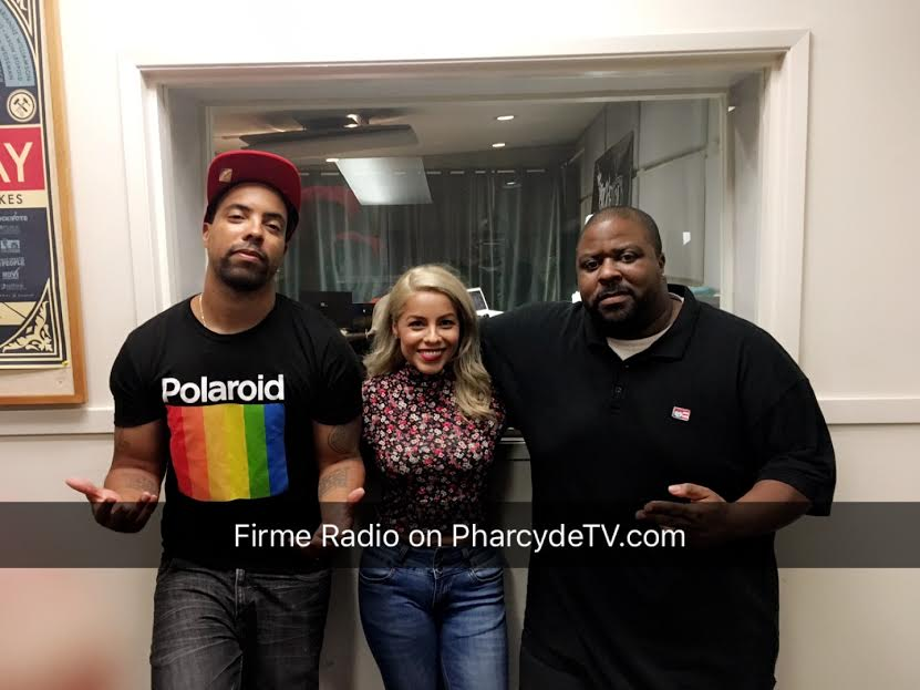 The Firme Radio Debut on PharcydeTV
