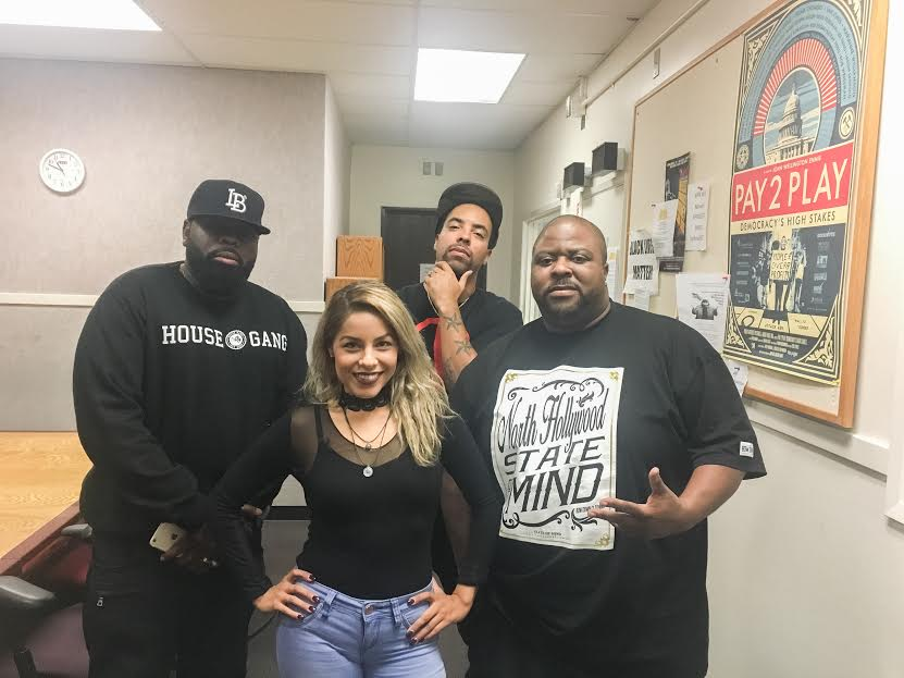 Re-broadcast of Firme Radio w/ Guest Artist KXNG Crooked