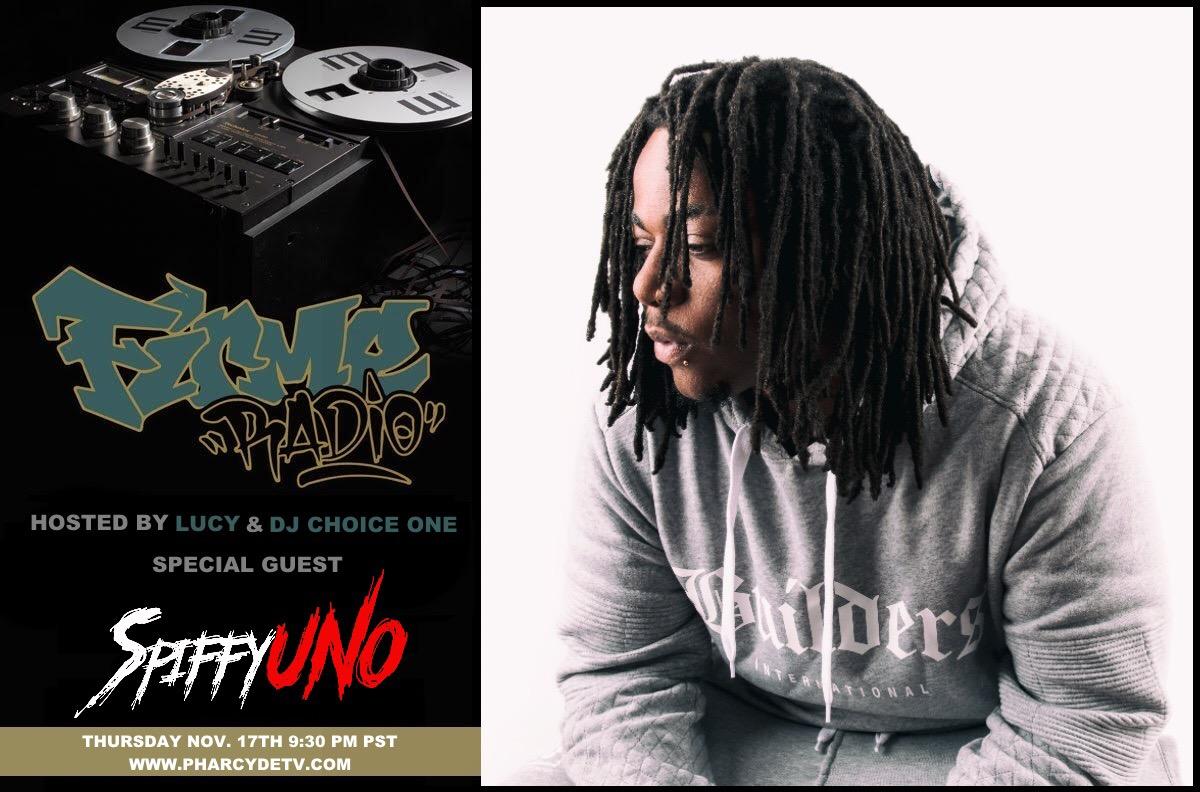 Firme Radio tonight w/ guest artist SpiffyUno