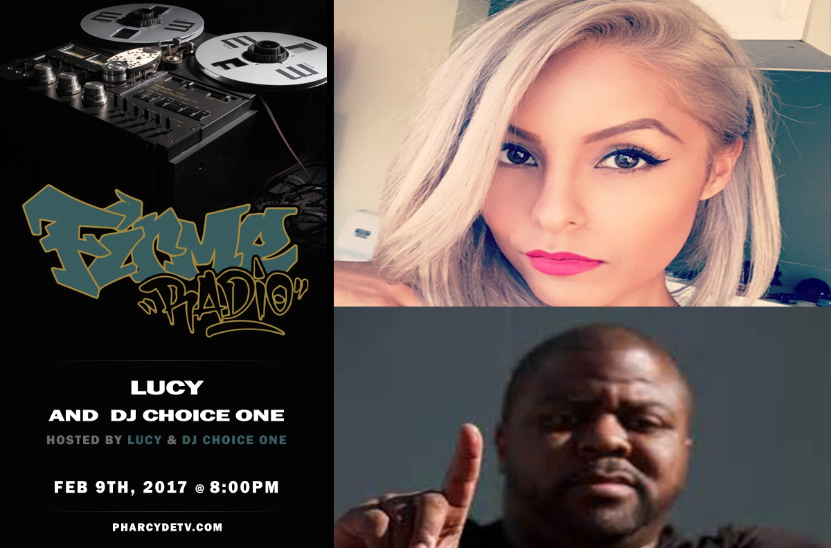 Firme Radio with Lucy and DJ Choice One