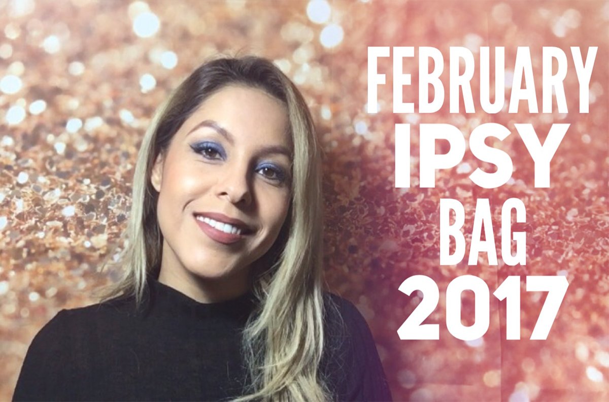 Beauty & Brains: February IPSY Bag