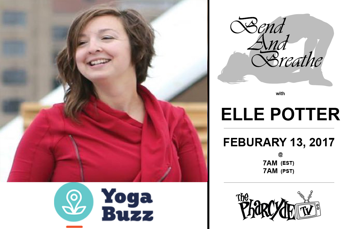 Yoga with Elle Potter from YogaBuzz
