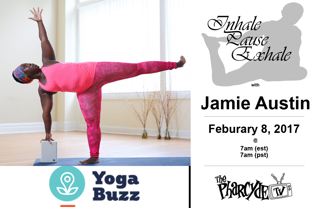 YOGA WITH JAMIE AUSTIN FROM YOGABUZZ