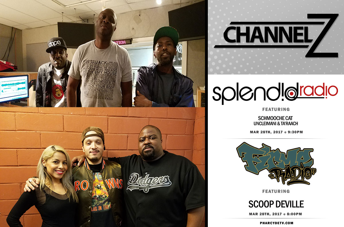 Re Broadcast: FIRME RADIO W/ GUEST ARTIST SCOOP DeVILLE and Splendid radio