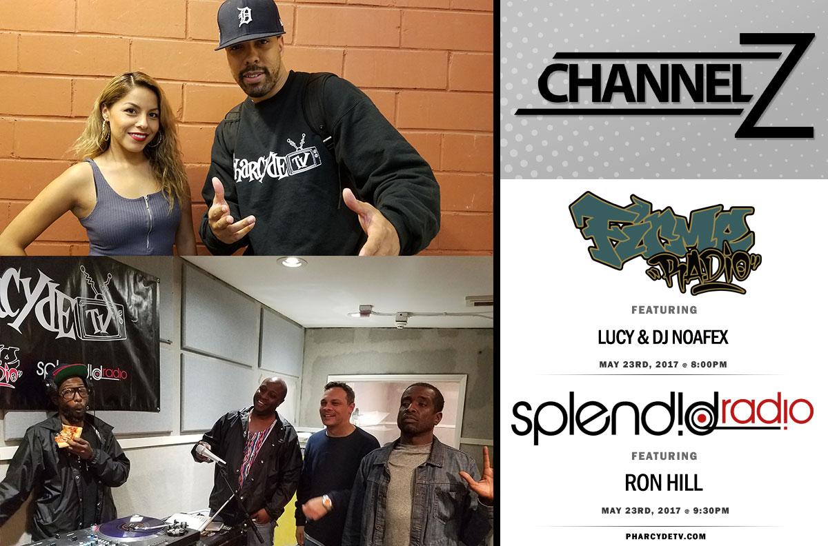 Re Broadcast Firme Radio Ep 29 & Splendid Radio EP 31 w/ Ron Hill