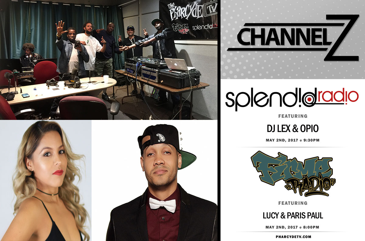 Re Broadcast Firme Radio Ep 26 & Splendid Radio w/ DJ lex and Opio EP 28