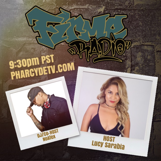 FIRME RADIO EP 28 W/ LUCY & NOAFEX