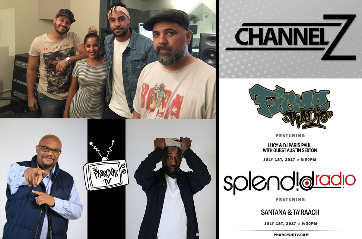 Re Broadcast Firme Radio w/ Guest Austin Sexton & Splendid Radio w/ Santana and Ta'Raach