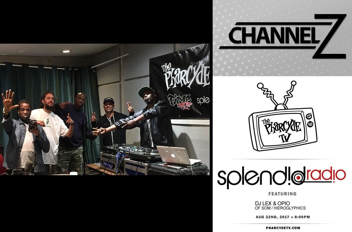 Splendid Radio w/ DJ Lex and Opio of SOM/Hieroglyphics