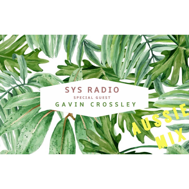 SYS w/ special guest Gavin Crossley