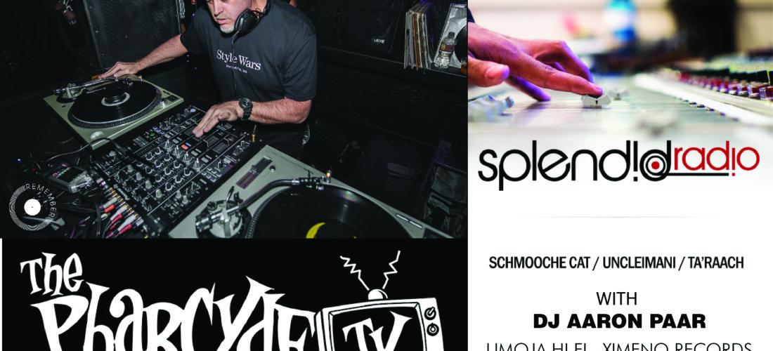 Splendid Radio w/ guest DJ Aaron Paar