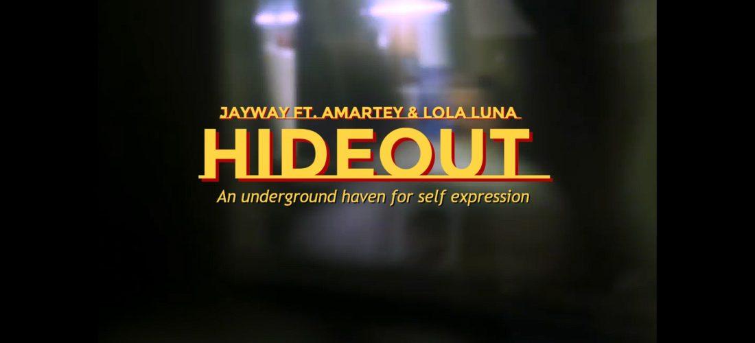 "JAY-WAY     ""Hideout"""