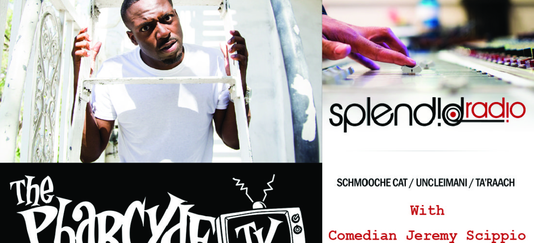 Splendid Radio….w/ Jeremy Scippio