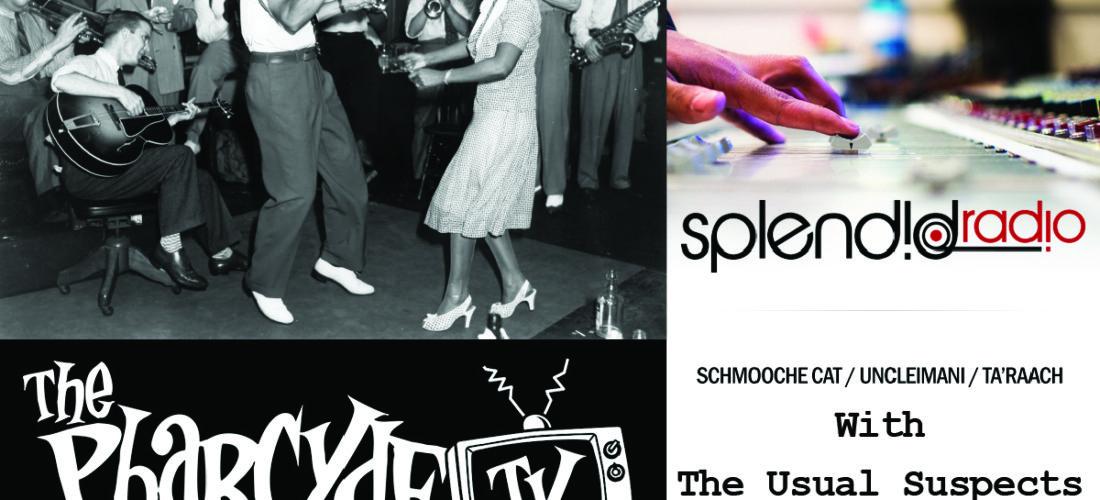 SplendidRadio w/ The Usual Supsects