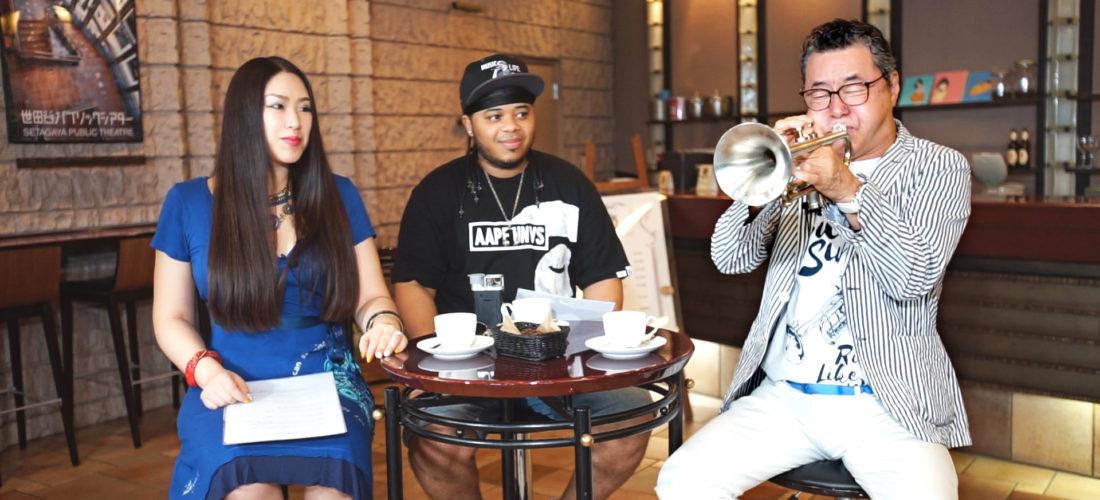 R2Radio Ep.4 Guest:Terumasa Hino