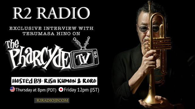 R2Radio Ep.4 SP Guest: Terumasa Hino