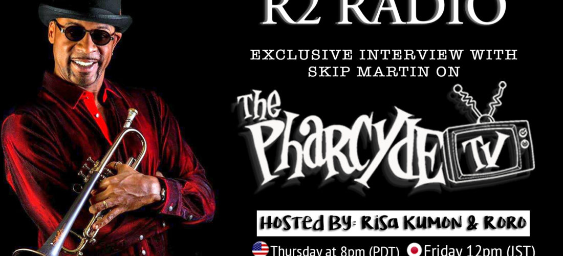 R2 RADIO Ep.5 Guest: Skip Martin