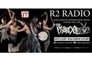 R2 Radio EP 6 : DRUM TAO