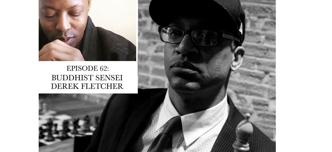Bishop Chronicles :  Buddhist Sensei Derek Fletcher and Grandmaster Flash